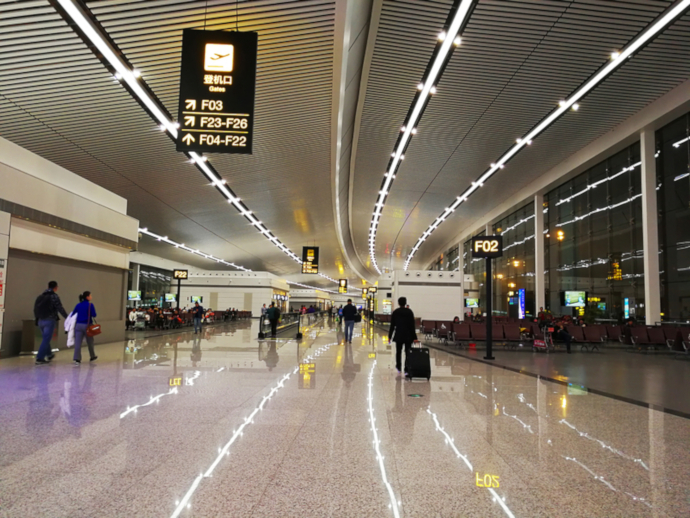 Chongqing Airport is a hub for China Express Airlines, China Southern Airlines, Chongqing Airlines, Shandong Airlines, Sichuan Airlines, Tianjin Airlines, West Air and Xiamen Air.